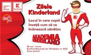 Kaufland 1 iunie 2019 Ziua Copilului