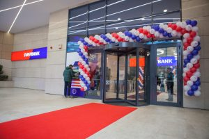 Parteneriat FIRST BANK si PayPoint