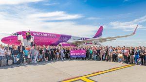 Wizz Air aniversare 15 ani