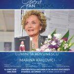 OPERA FANtastica 2019: Luminița Arvunescu, în dialog cu marea soprană Marina Krilovici