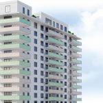 Sisteme de ferestre, uși și pereți cortină pentru noi proiecte rezidențiale