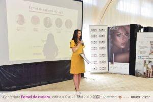 Conferinta Femei de cariera 2019