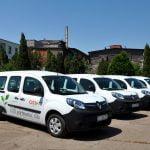 CICh Năvodari, achiziție de vehicule electrice