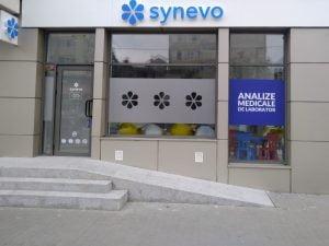 Synevo Romania centrul de recoltare Iasi