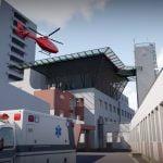 Prima unitate medicală din București cu propriul heliport