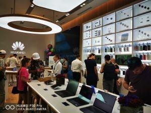 Huawei Experience Store Baneasa Shopping City