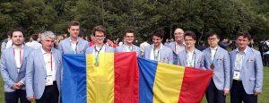 Olimpiada Internationala de Matematica - Romania