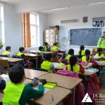 934 de elevi au participat la programul DRUM SIGUR – ABCdar Rutier