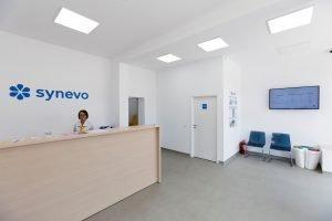 Synevo Navodari centru de recoltare