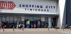 Shopping City Timisoara - sisteme GEZE
