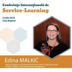 Conferinta Internationala de Service-Learning 2019