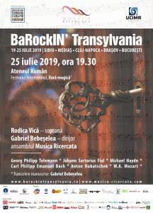 Turneul BaRockIN' Transylvania 2019