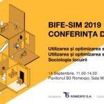 Conferința de design 2019 are loc pe 14 septembrie