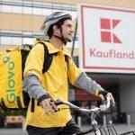 Kaufland lansează, în parteneriat cu Glovo, serviciul de livrare la domiciliu
