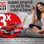 Sisteme de încălzire Brico Depôt: Compania anunță o campanie cu super premii