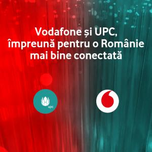 UPC Romania devine Vodafone Romania