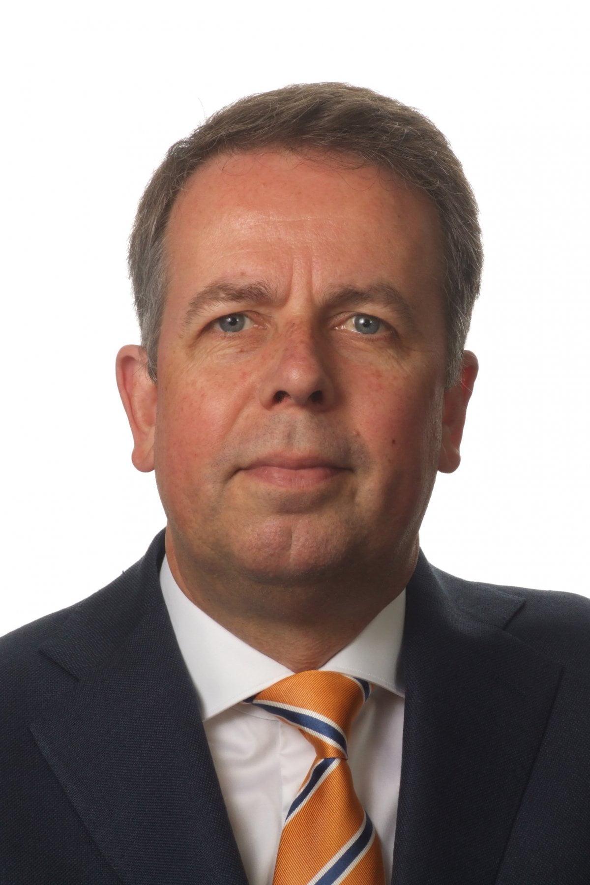 UPS Romania director general - Yannick Mooijman