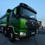 Un nou camion fabricat în România. Cât costă camionul TRUSTON