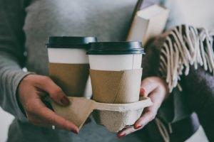 Foodpanda livrare cafea.
