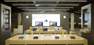 Magazin Apple Shop Baneasa