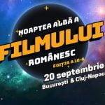 Noaptea Albă a Filmului Românesc 2019 are loc pe 20 septembrie