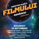 Noaptea Albă a Filmului Românesc: Program complet