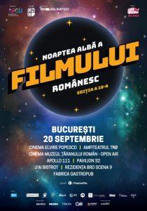 Noaptea Alba a Filmului Romanesc program
