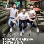 Triathlon Arena 2019, organizat și în acest an de Băneasa Shopping City