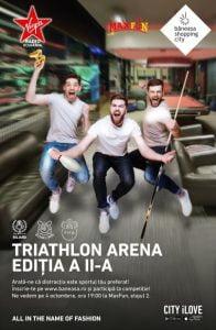 Triathlon Arena 2019 - Baneasa Shopping City