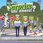 Verde la educație pentru circulație. Când are loc evenimentul organizat de Lidl și Poliția Română?