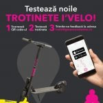 S-a lansat prima stație automatizată cu biciclete și trotinete din București