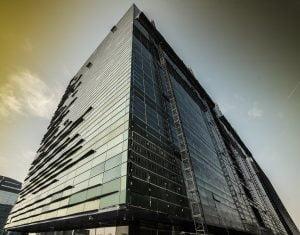 Birouri Hyperion Towers.
