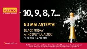 Black Friday ALTEX Romania 2019