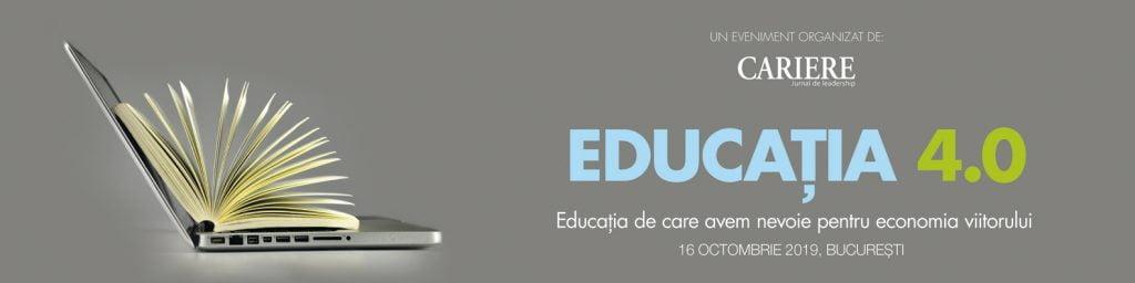 EDUCATIA 4.0 - editia 2019
