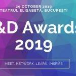 L&D Awards 2019 premiază cei mai apreciați traineri și coachi din România