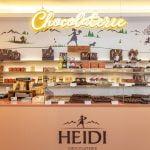 S-a deschis primul magazin HEIDI Chocolat din București! Unde este situat?