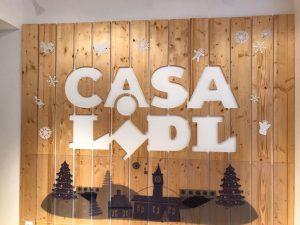 Casa Lidl Sibiu - Targul de Craciun Sibiu