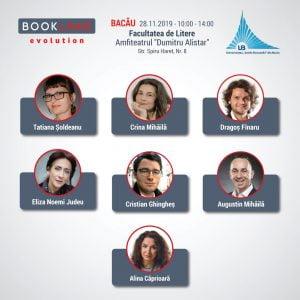 Conferintele BookLand Evolution 2019 Bacau