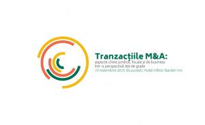 Evenimentul Tranzactiile M&A 2019