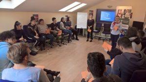 Proiectul NEETs in Entrepreneurship