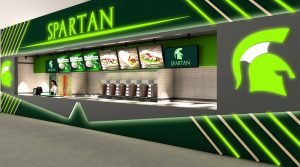 Restaurant Spartan Iasi