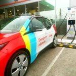 E.ON mai deschide trei stații de încărcare a mașinilor electrice