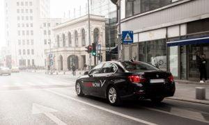 Aplicatia FREE NOW Romania