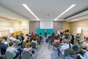 Atelierul de design thinking Edu Lab