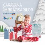 Campania Caravana Îmbrățișărilor: dm drogerie markt România susține MagiCAMP