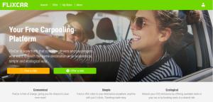 FlixCar platforma de carpooling