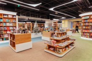 Librarie Carturesti Mall-Vitan