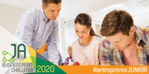 Competitii pentru antreprenori 2020 - Junior Achievement