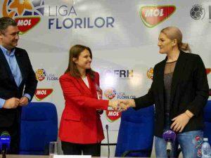 Federatia Romana de Handbal MOL Romania 1
