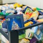 16,7 tone de alimente donate de Lidl